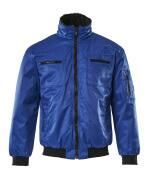 00516-620-11 Kurtka pilotka - niebieski