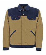 00709-430-5188 Kurtka - khaki/granat/jasny szary