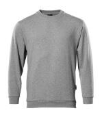 00784-280-08 Sweter - szary nakrapiany