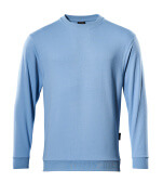 00784-280-A55 Sweter - jasny niebieski