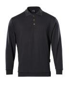 00785-280-09 Bluza Polo - czerń
