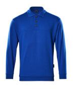 00785-280-11 Bluza Polo - niebieski