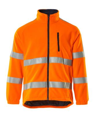 05242-125-14 Kurtka Polarowa - pomarańcz hi-vis