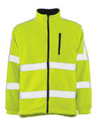 05242-125-17 Kurtka Polarowa - żółty hi-vis