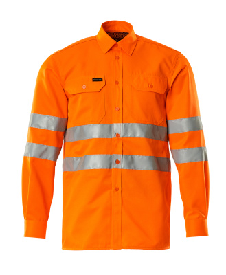 06004-136-14 Koszula - pomarańcz hi-vis