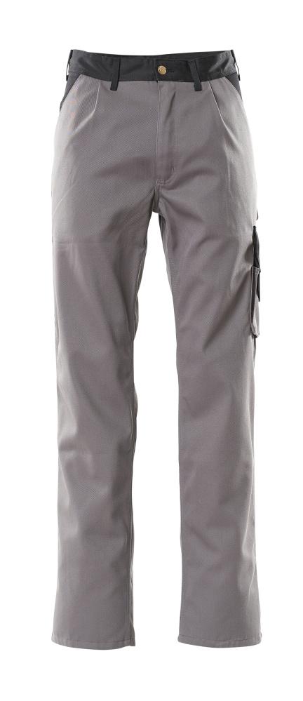 06279-430-8889 Spodnie z kieszeniami na udach - antracyt/czerń
