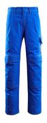 06679-135-11 Spodnie z kieszeniami na kolanach - niebieski