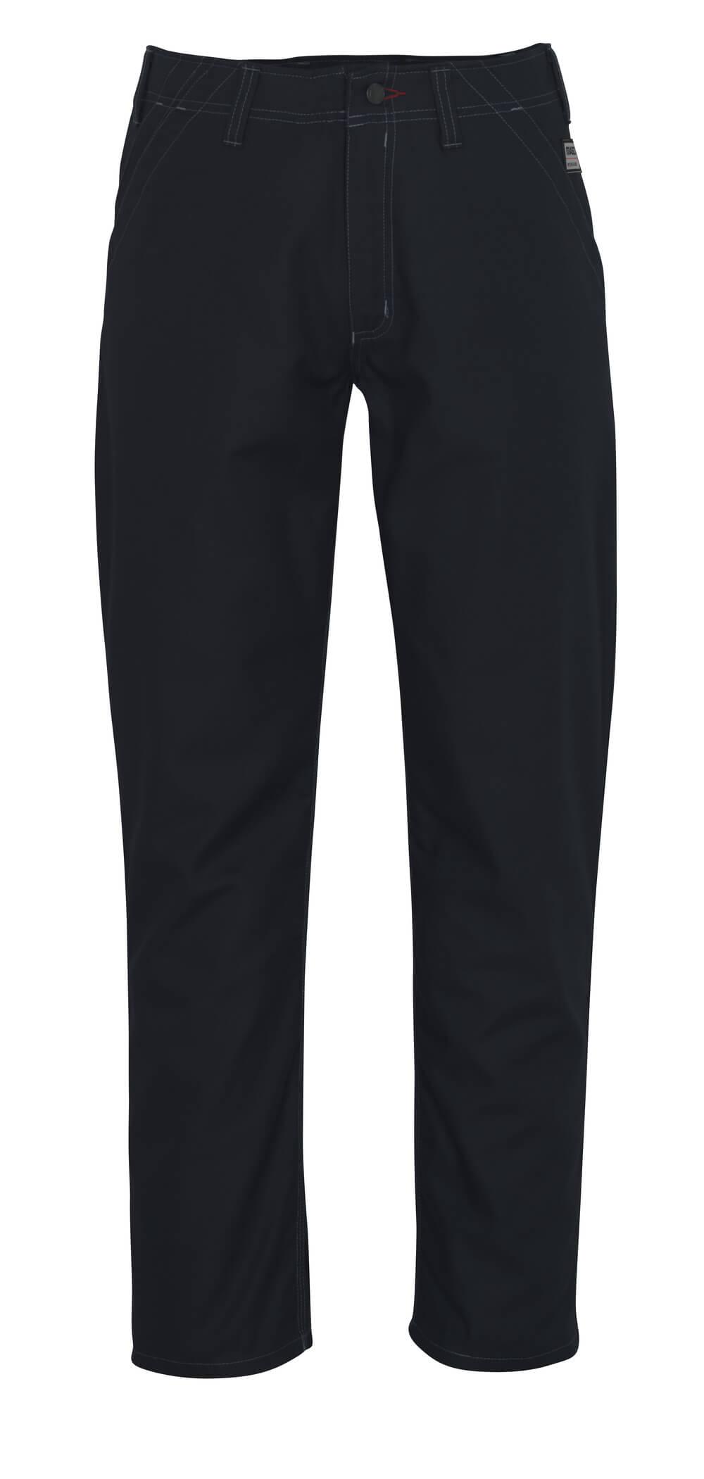 09279-154-010 Spodnie - ciemny granat