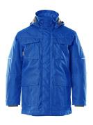 10010-194-11 Parka - niebieski
