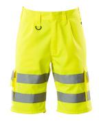 10049-470-17 Szorty - żółty hi-vis