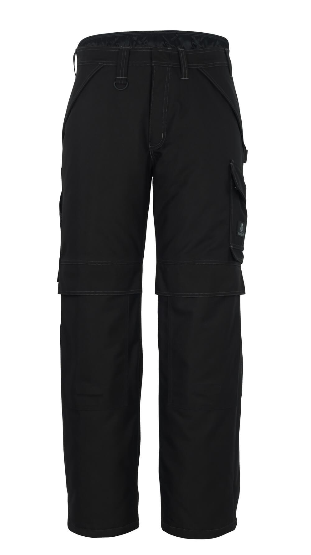 10090-194-09 Spodnie Zimowe - czerń