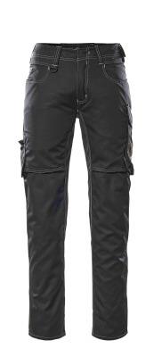 12579-442-01011 Spodnie z kieszeniami na udach - ciemny granat/niebieski