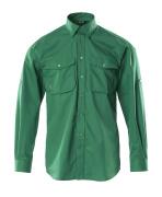 13004-230-03 Koszula - zieleń