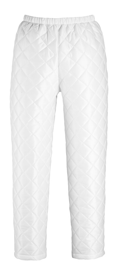 13578-707-06 Spodnie Termalne - biel
