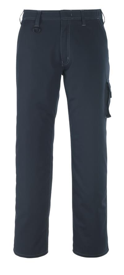 13579-442-010 Spodnie z kieszeniami na udach - ciemny granat