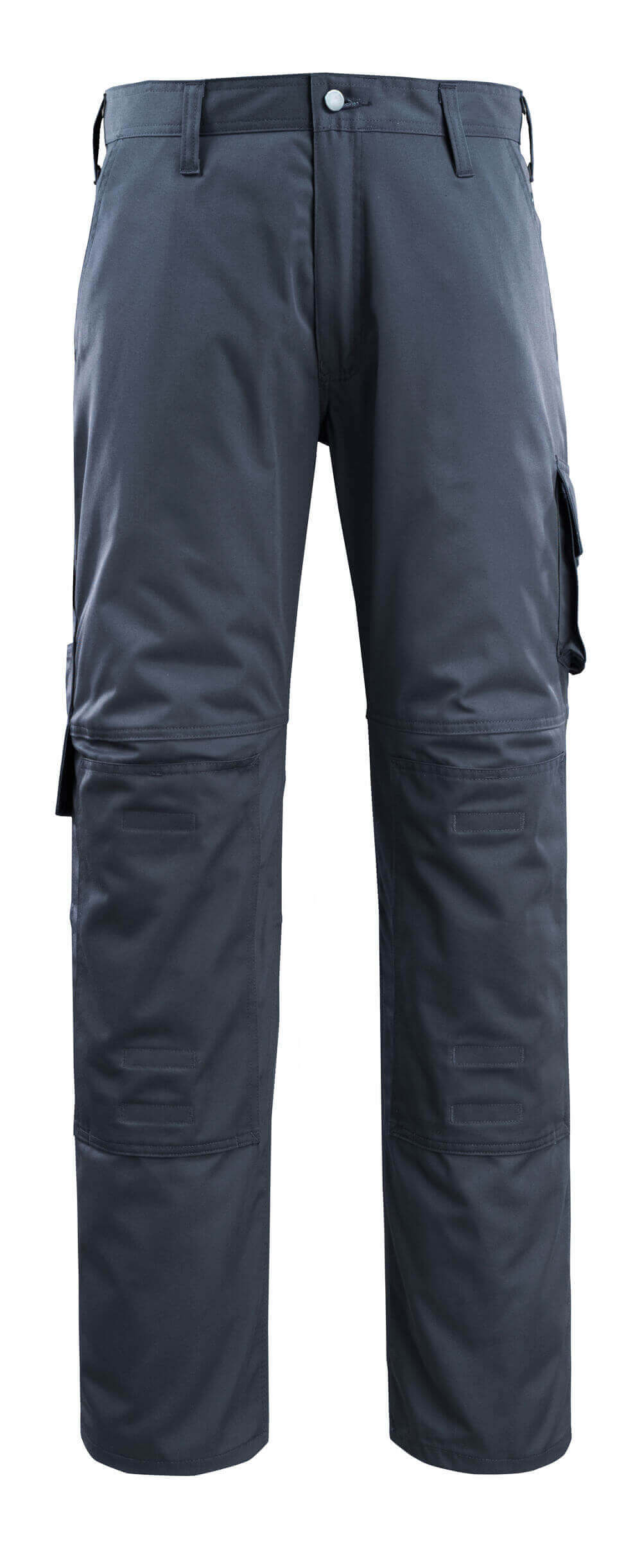 14379-850-010 Spodnie z kieszeniami na kolanach - ciemny granat