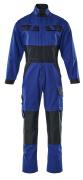 15719-330-11010 Kombinezon z kieszeniami na kolanach - niebieski/ciemny granat