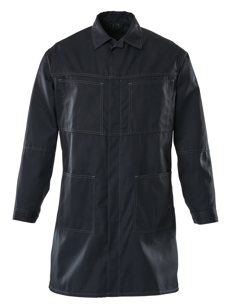 15759-330-010 Płaszcz Roboczy - ciemny granat
