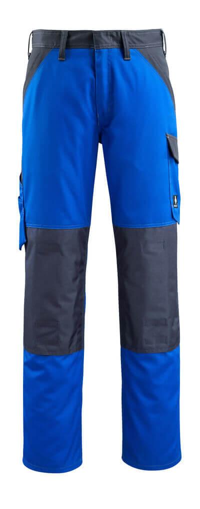 15779-330-11010 Spodnie z kieszeniami na kolanach - niebieski/ciemny granat