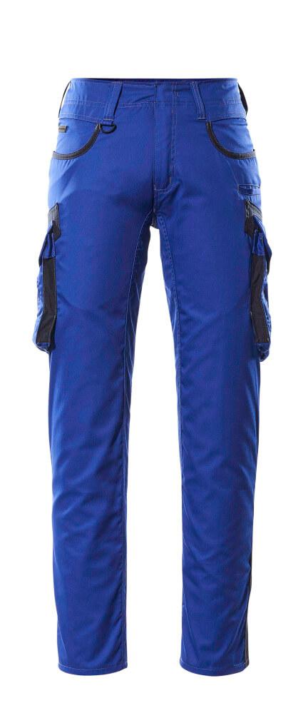 16279-230-11010 Spodnie z kieszeniami na udach - niebieski/ciemny granat