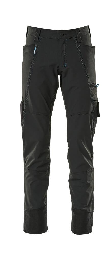 17279-311-09 Spodnie - czerń