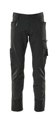 17279-311-010 Spodnie - ciemny granat