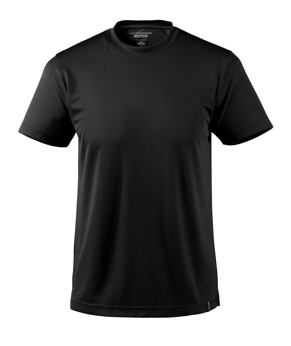 17382-942-09 T-Shirt - czerń