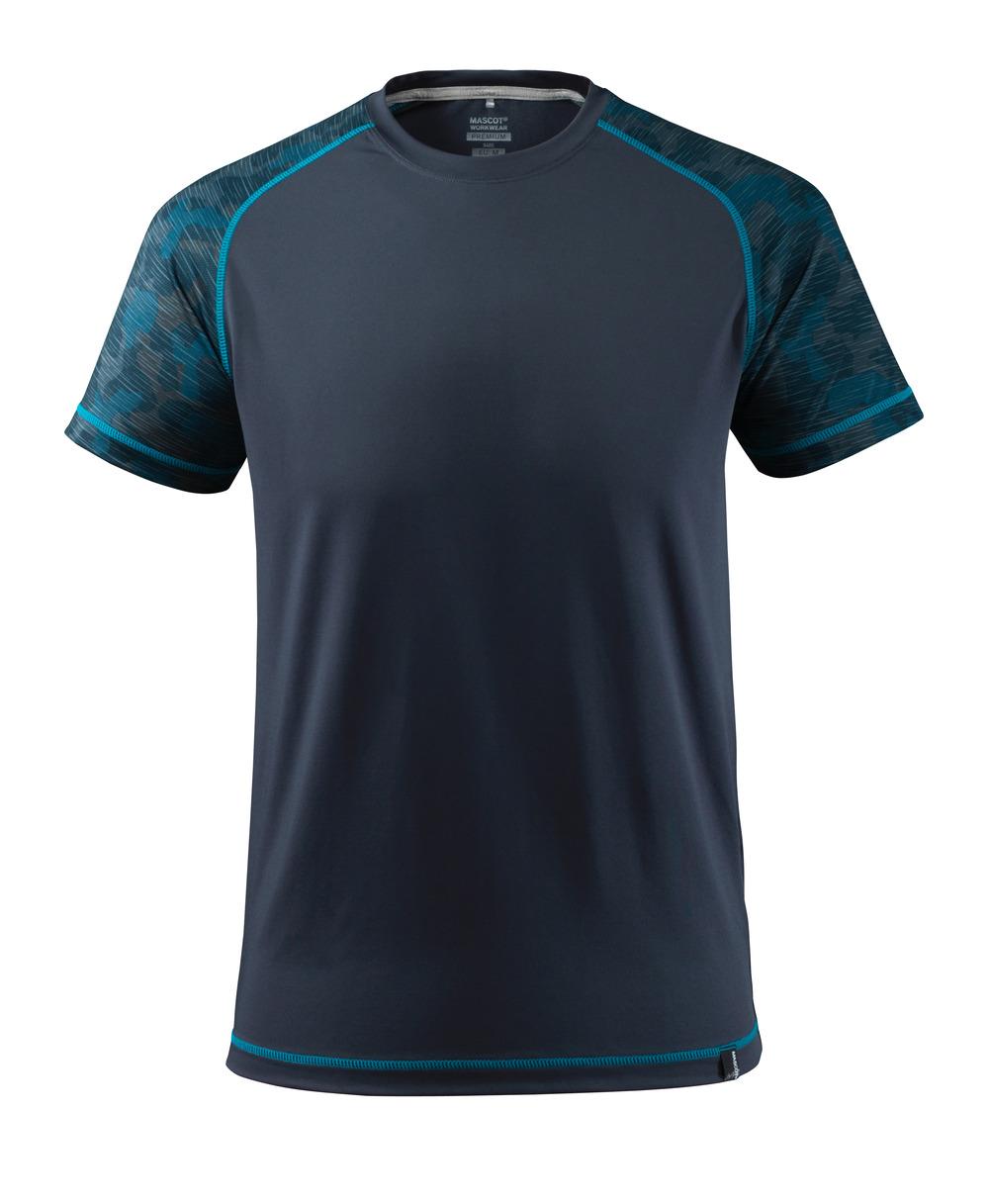 17482-944-010 T-Shirt - ciemny granat
