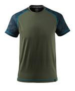 17482-944-33 T-Shirt - zielony mech