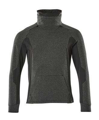 17584-319-09 Sweter - czerń