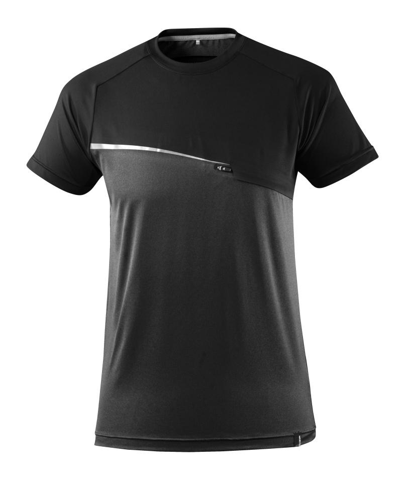 17782-945-09 T-Shirt - czerń