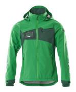 18001-249-33303 Kurtka Membranowa - zielona trawa/zieleń