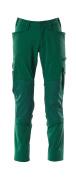 18079-511-03 Spodnie z kieszeniami na kolanach - zieleń