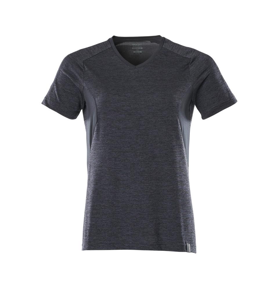 18092-801-010 T-Shirt - ciemny nakrapiany granat