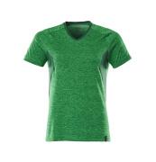 18092-801-33303 T-Shirt - zielona nakrapiany trawa/zieleń