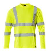 18281-995-14 T-Shirt, długimi rękawami - pomarańcz hi-vis