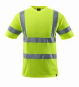 18282-995-17 T-Shirt - żółty hi-vis