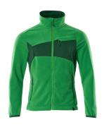 18303-137-33303 Kurtka Polarowa - zielona trawa/zieleń