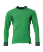 18384-962-33303 Sweter - zielona trawa/zieleń