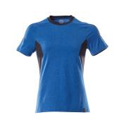 18392-959-01091 T-Shirt - ciemny granat/błękitny
