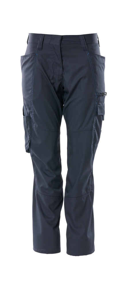 18478-230-010 Spodnie - ciemny granat
