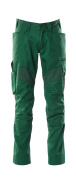 18579-442-010 Spodnie z kieszeniami na kolanach - ciemny granat