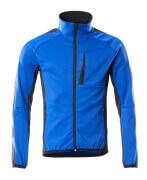 18603-316-11010 Bluza polarowa z zamkiem błyskawicznym - niebieski/ciemny granat