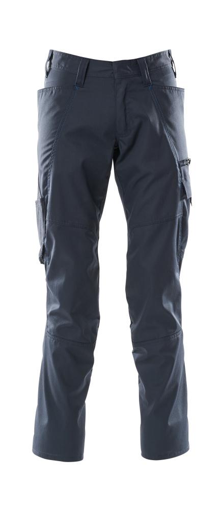 18779-230-010 Spodnie - ciemny granat