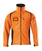 19202-291-14010 Kurtka softshell - pomarańcz hi-vis/ciemny granat