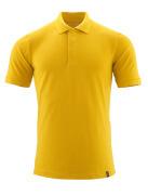 20183-961-70 Koszulka Polo - Żółty curry