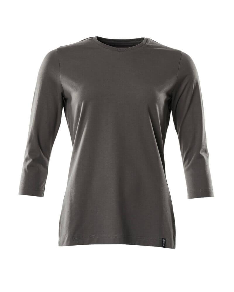 20191-959-18 T-Shirt - ciemny antracyt