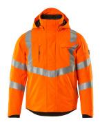 20535-231-14 Kurtka zimowa - pomarańcz hi-vis
