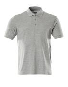 20683-787-08 Koszulka Polo - szary nakrapiany