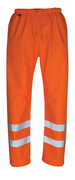50102-814-14 Spodnie Przeciwdeszczowe - pomarańcz hi-vis